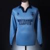 2003-04 Northwich Victoria Match Issue Away Shirt #6 L/S XL