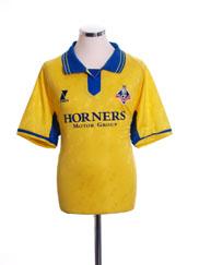 2003-04 Oldham Away Shirt L