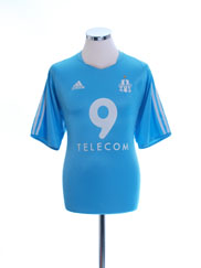 2003-04 Olympique Marseille Away Shirt S
