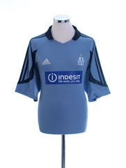 2003-04 Olympique Marseille Third Shirt XL