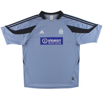 2003-04 Olympique Marseille Umbro Third Shirt XL