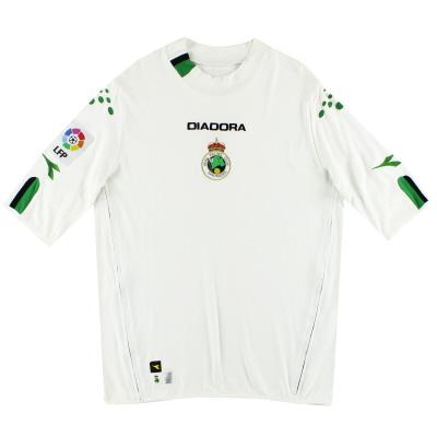 2003-04 Racing Santander Diadora Home Shirt XL