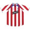 2003-04 Rangers Away Shirt Ferguson #6 XL