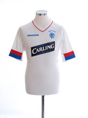 2003-04 Rangers Third Shirt S