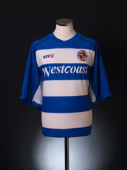 2003-04 Reading Home Shirt M