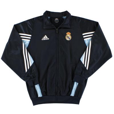 2003-04 Real Madrid Training Jacket L