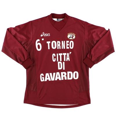 2003-04 Reggina Home Shirt L/S XL