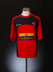 2003-04 Rennes Home Shirt L
