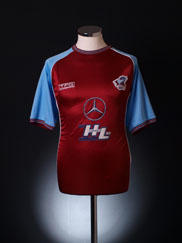 2003-04 Scunthorpe Home Shirt M
