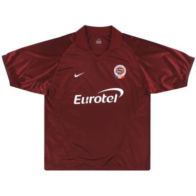 2003-04 Sparta Prague Nike Home Shirt L