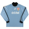 2003-04 Stuttgart CL Match Issue 'Signed' GK Shirt Hildebrand #1 XL