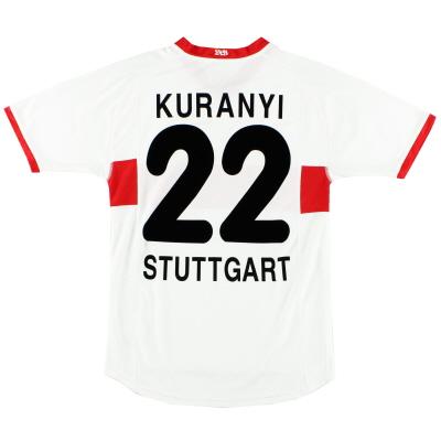 2003-04 Stuttgart Home Shirt Kuranyi #22 S