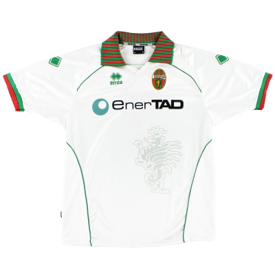2003-04 Ternana Match Issue Away Shirt #7 XL