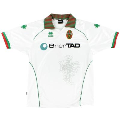 2003-04 Ternana Match Issue Away Shirt #7 XL