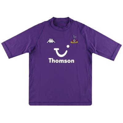 2003-04 Tottenham Kappa Third Shirt *Mint* L