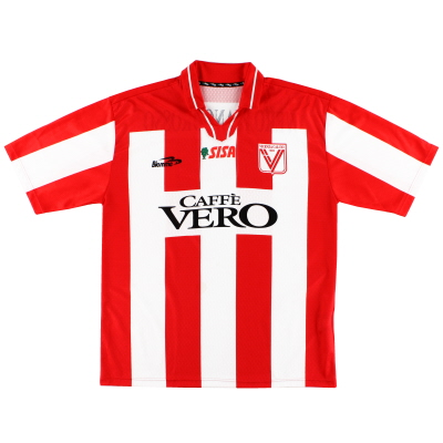 2003-04 Vicenza Home Shirt XL
