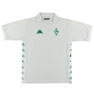 2003-04 Werder Bremen Away Shirt XXL