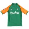 2003-04 Werder Bremen Kappa Home Shirt Micoud #10 L