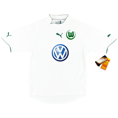 2003-04 Wolfsburg Home Shirt *w/tags* L