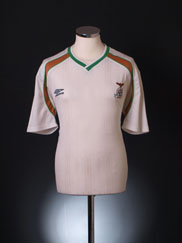 2003-04 Zambia Away Shirt M