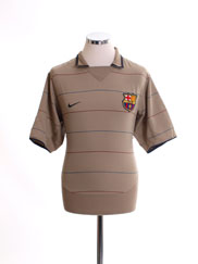2003-05 Barcelona Away Shirt