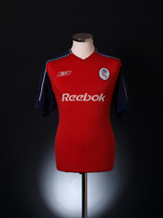 2003-05 Bolton Away Shirt XL
