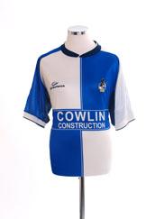 2003-05 Bristol Rovers Home Shirt L