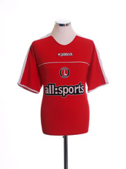 2003-05 Charlton Home Shirt XL