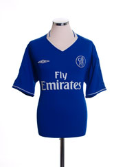 2003-05 Chelsea Home Shirt XL