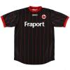 2003-05 Eintracht Frankfurt Match Issue Shirt Schur #24 XXL