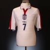 2003-05 England Home Shirt Beckham #7 L