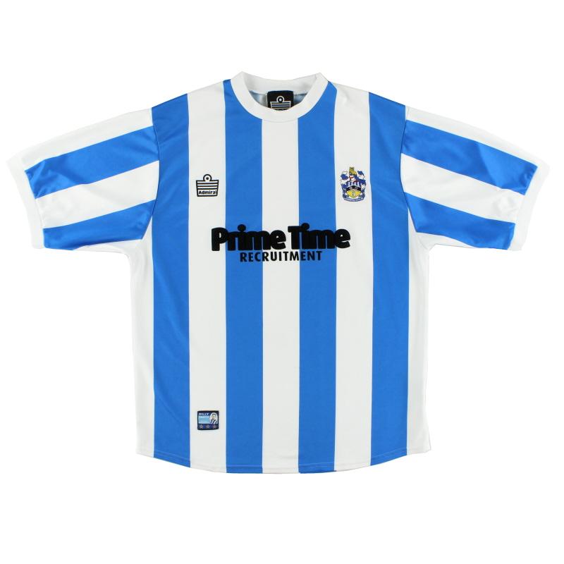 2003-05 Huddersfield Town Home Shirt L