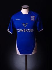 2003-05 Ipswich Home Shirt XL