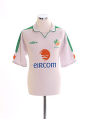 2003-05 Ireland Away Shirt L