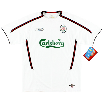 2003-05 Liverpool Away Shirt *w/tags* XL