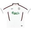 2003-05 Liverpool Away Shirt Gerrard #17 XS