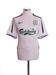 2003-05 Liverpool Away Shirt L