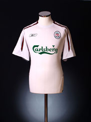 2003-05 Liverpool Away Shirt M