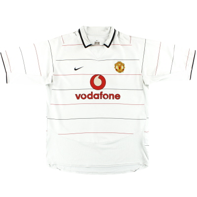2003-05 Manchester United Nike Third Shirt S