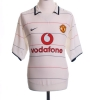 2003-05 Manchester United Third Shirt Ronaldo #7 XL