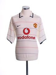 2003-05 Manchester United Third Shirt L