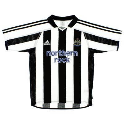2003-05 Newcastle Home Shirt S