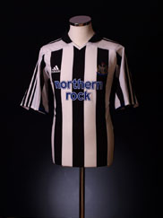 2003-05 Newcastle Home Shirt XXL