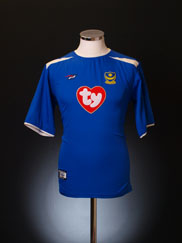 2003-05 Portsmouth Home Shirt *As New*  XL