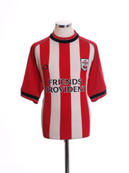 2003-05 Southampton Home Shirt M