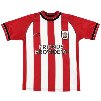 2003-05 Southampton Home Shirt L