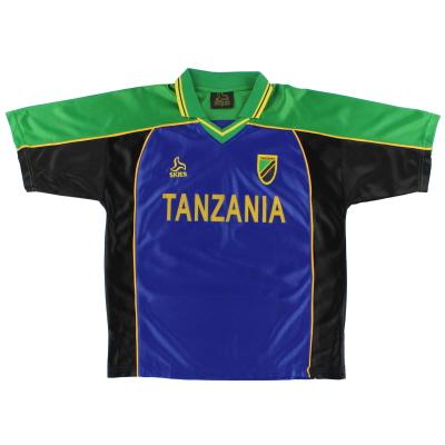 2003-06 Tanzania Home Shirt L