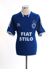 2003 Cruzeiro Home Shirt #8 S