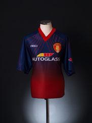 2003 St Patrick's Athletic Away Shirt M