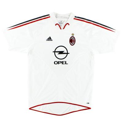 2004-05 AC Milan adidas Away Shirt *w/tags* S